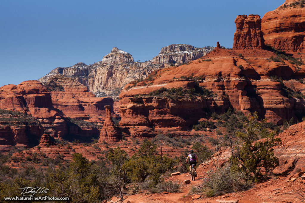 Photo of Sedona Mountain Biking