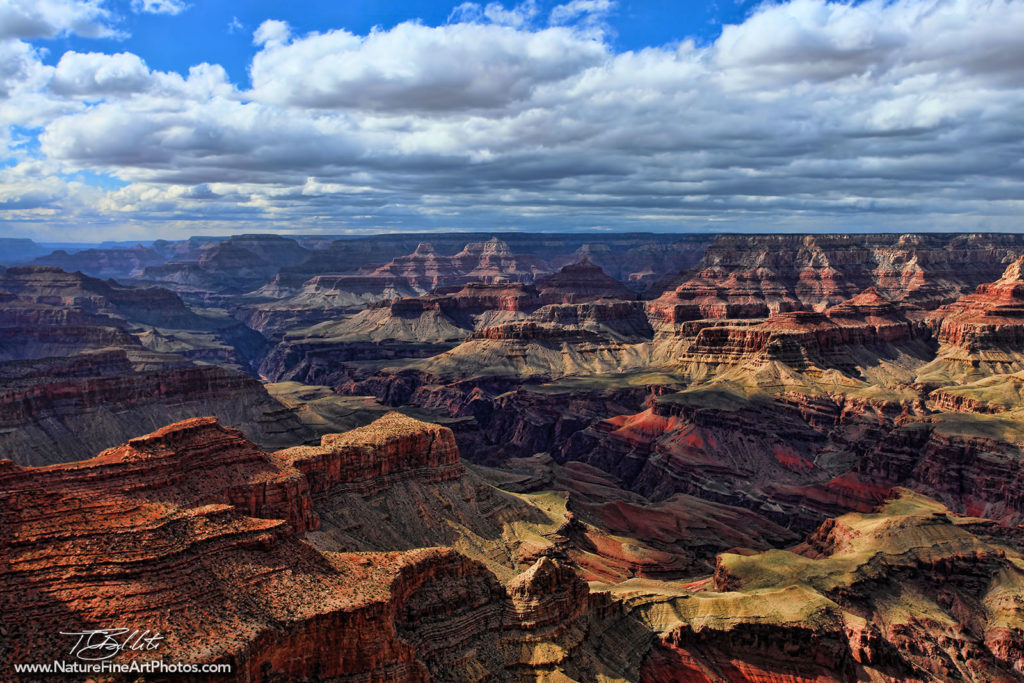 Photo of the Grand Canyon