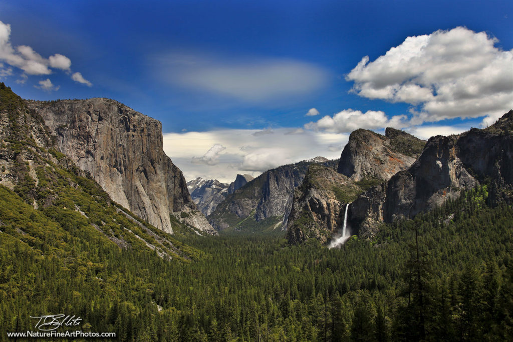 Photo from Tunnel View Yosemite